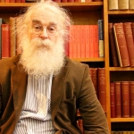 Irving Finkel, oprichter van The Great Diary Project.