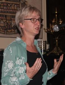 Susanne Neugebauer over Lizzy van Dorps kampkookboek